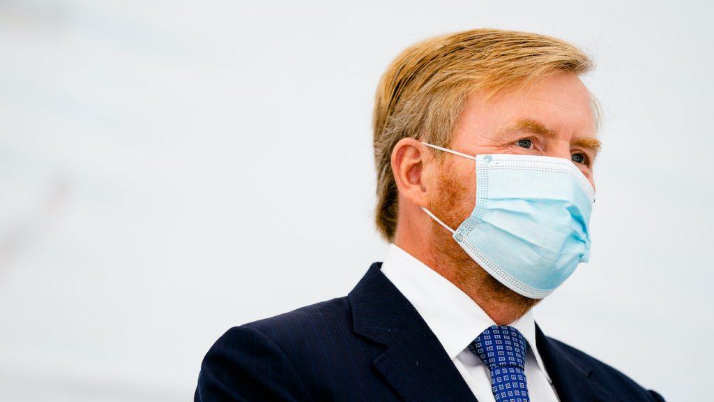 Willem Alexander coronatestkits