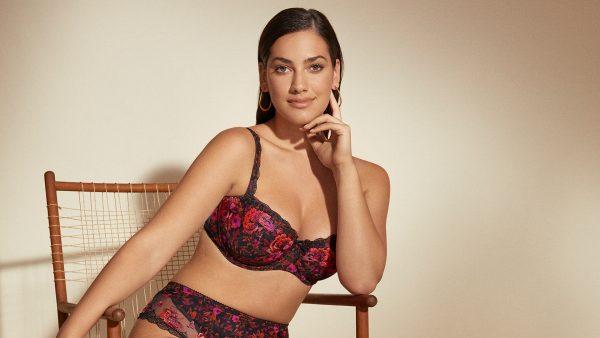 Met deze lingerie in chique winterkleuren ga je vol zelfvertrouwen het najaar in