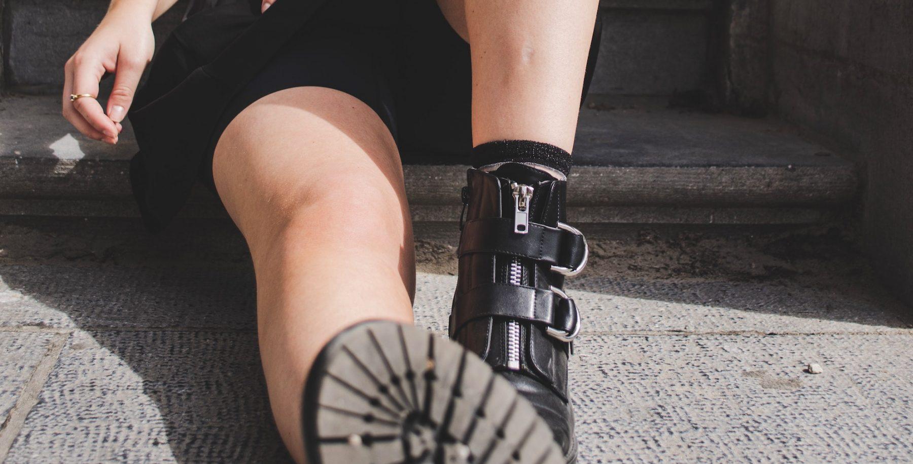 combat boots laarzen trend mode