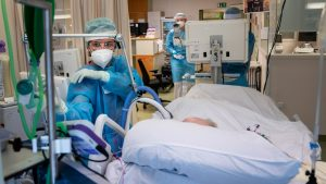 intensive care tweede golf