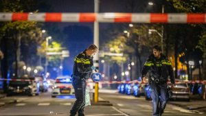 man neergeschoten amsterdam nieuw-west