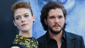 kit harington rose leslie in verwachting baby