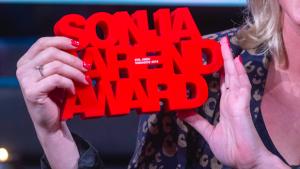 sonja barend award