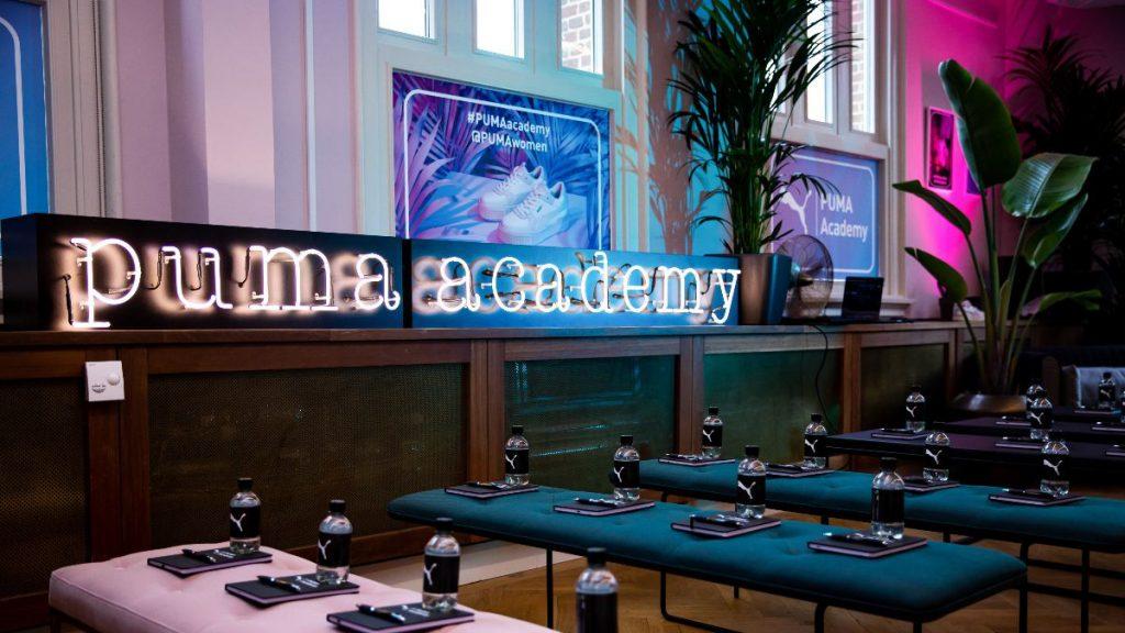 PUMA Academy Masterclass Puma
