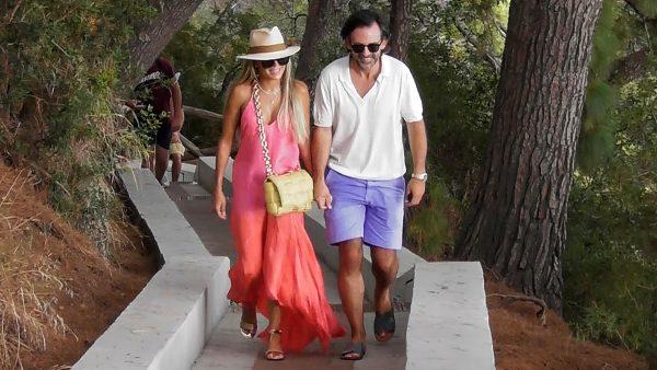 Arriverdeci Capri: Sylvie Meis moet weer aan de bak na luxueuze honeymoon