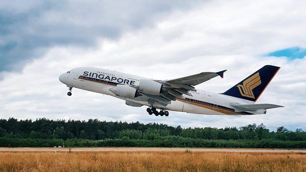 Luchtvaartmaatschappij Singapore Airlines stopt met vluchten zonder bestemming