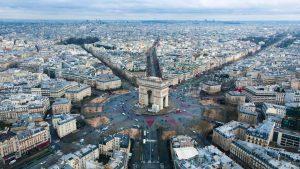 Au revoir France: meer gebieden in Frankrijk van code geel naar code oranje