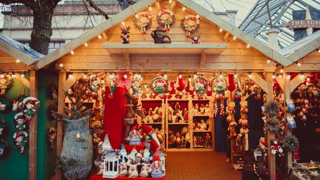 Jawohl: Duitse kerstmarkten gaan gewoon door