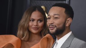 John Legend en Chrissy Teigen verliezen derde kind