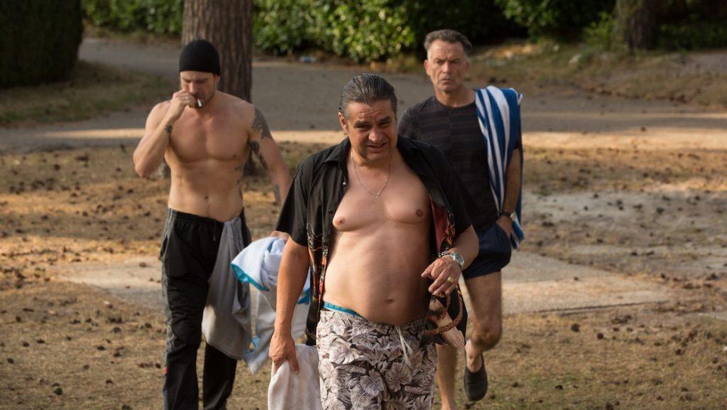 Undercover seizoen 3 Ferry Frank Lammers