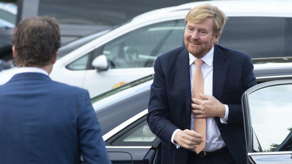 Koning Willem-Alexander vraagt aandacht voor Week tegen Eenzaamheid
