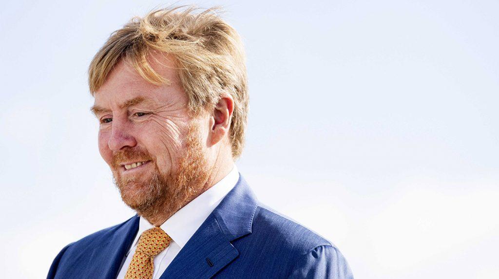 Koning Willem-Alexander mag geen zonnepanelen op Paleis Noordeinde