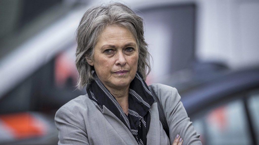 Berthie Verstappen - moeder Nicky Verstappen