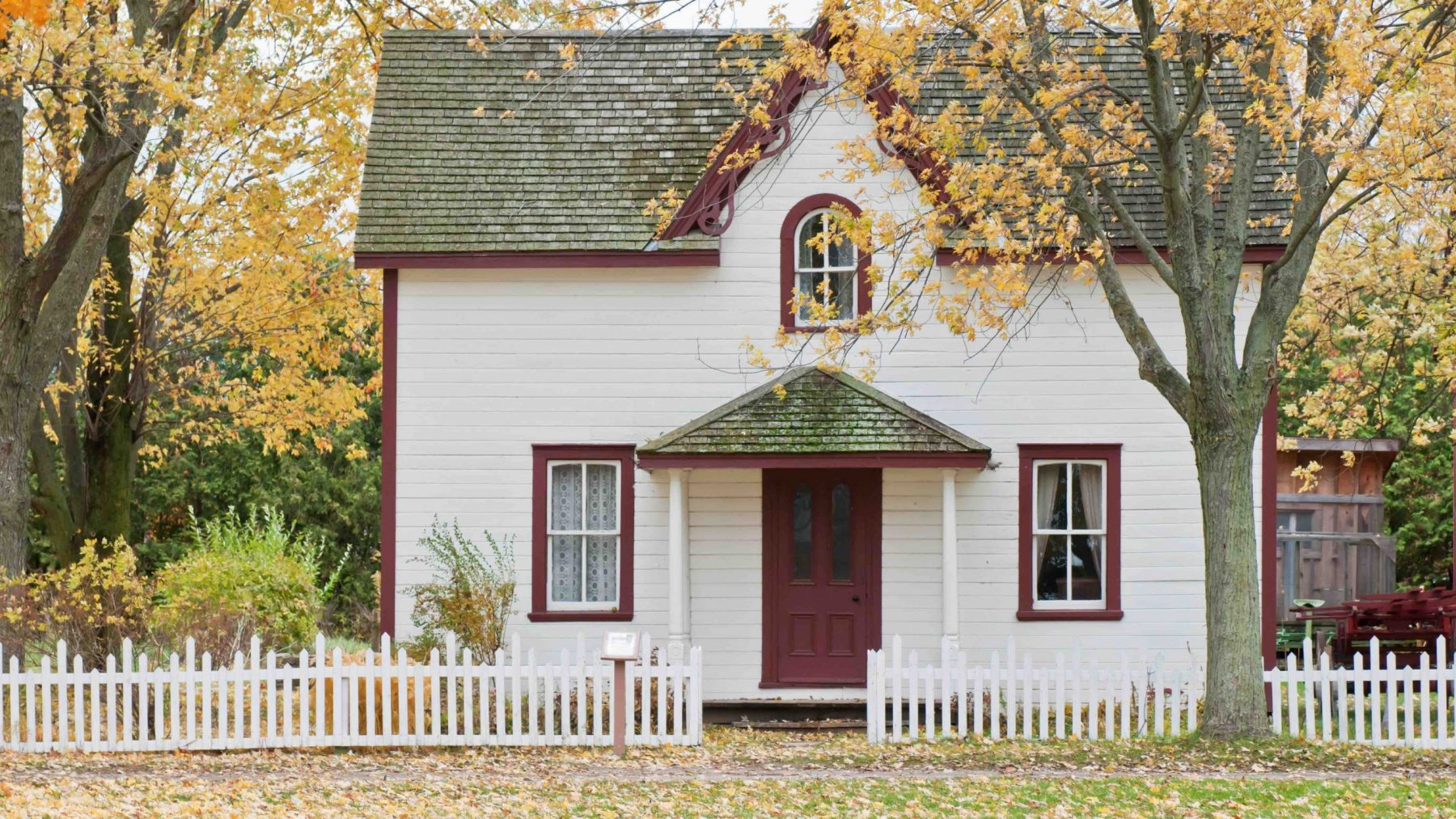 huis platteland corona