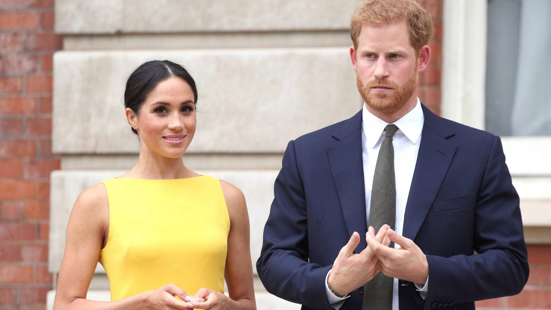 Harry Meghan podcast