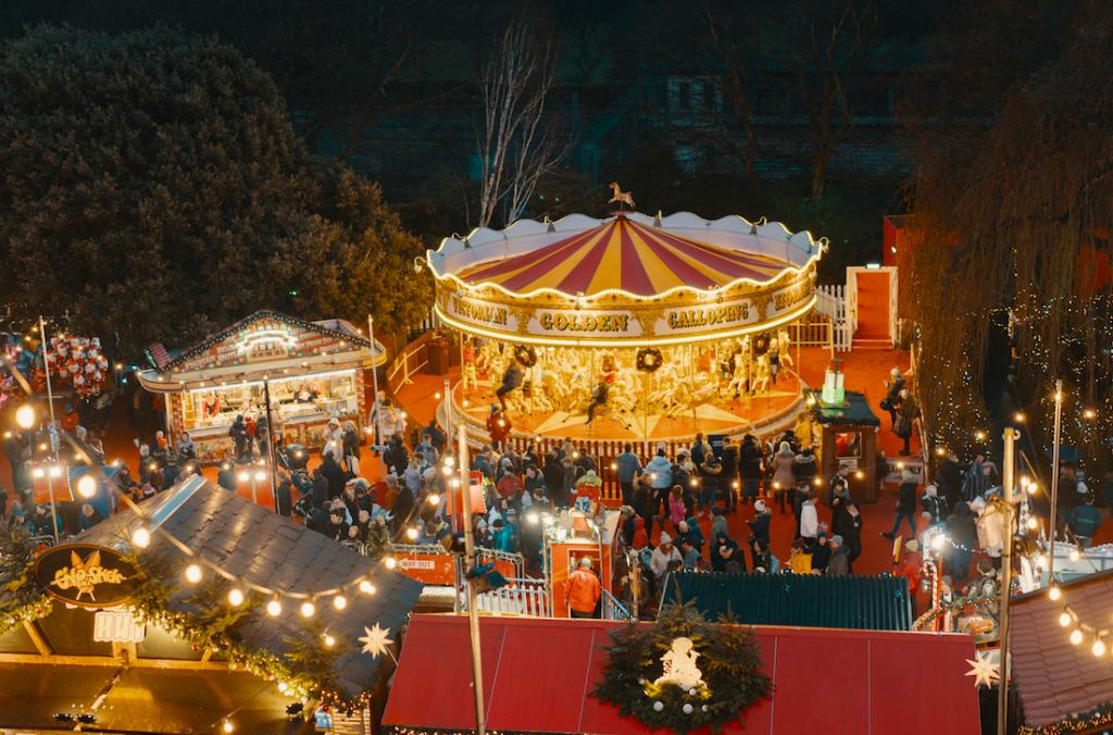 Duitsland verzoekt Nederlanders met klem niet naar de kerstmarkt te komen