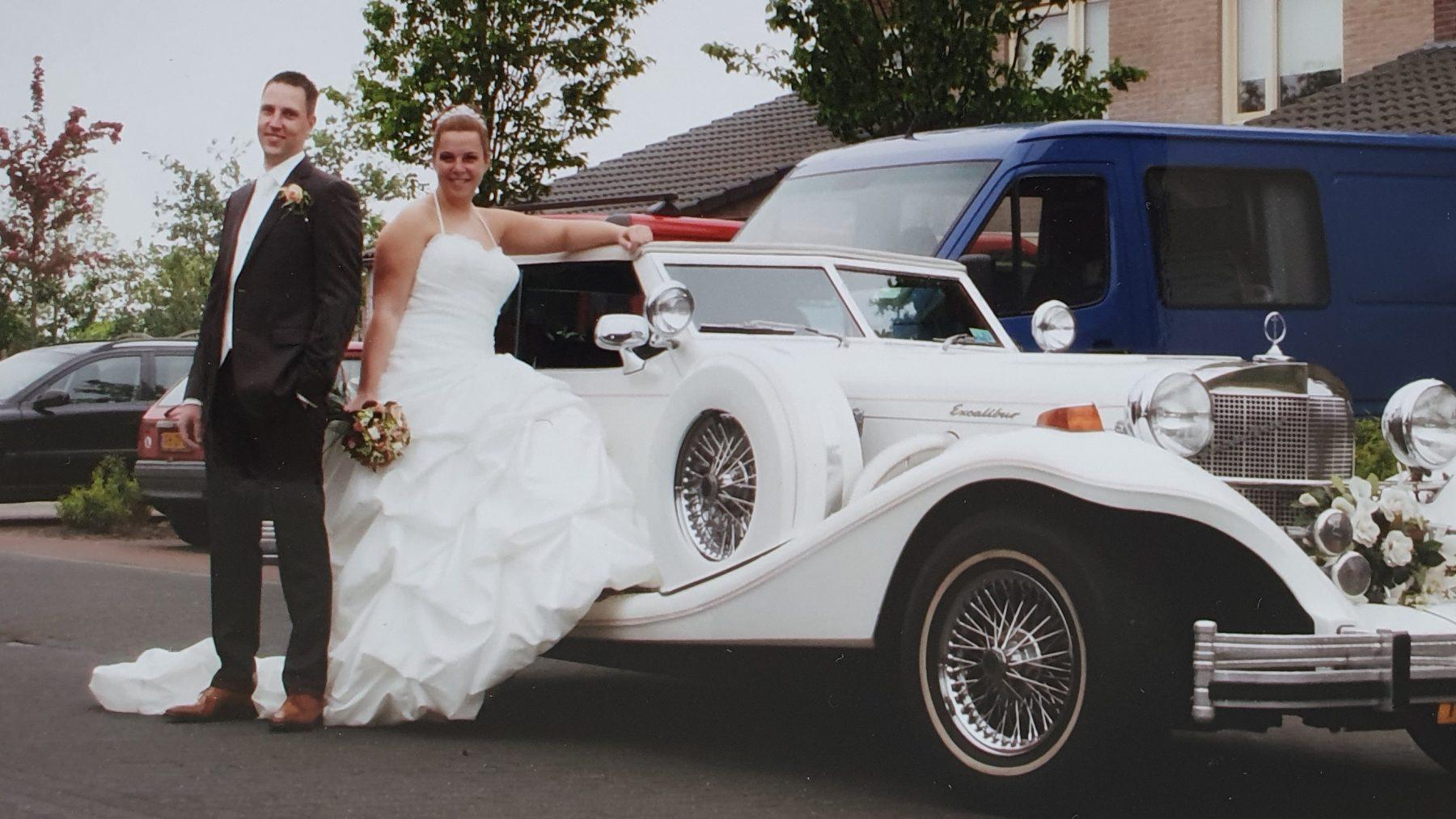jurk vlek bruiloft jose