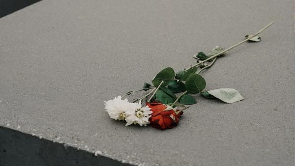 Moord begrafenis vrouw Bussum