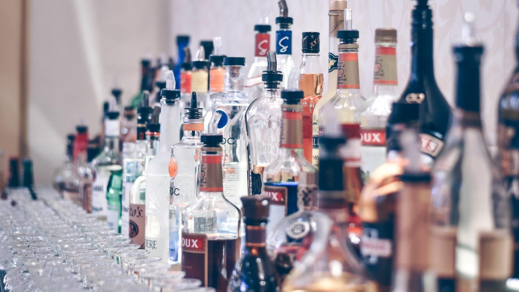 Illegaal, giftig drankje Turkije