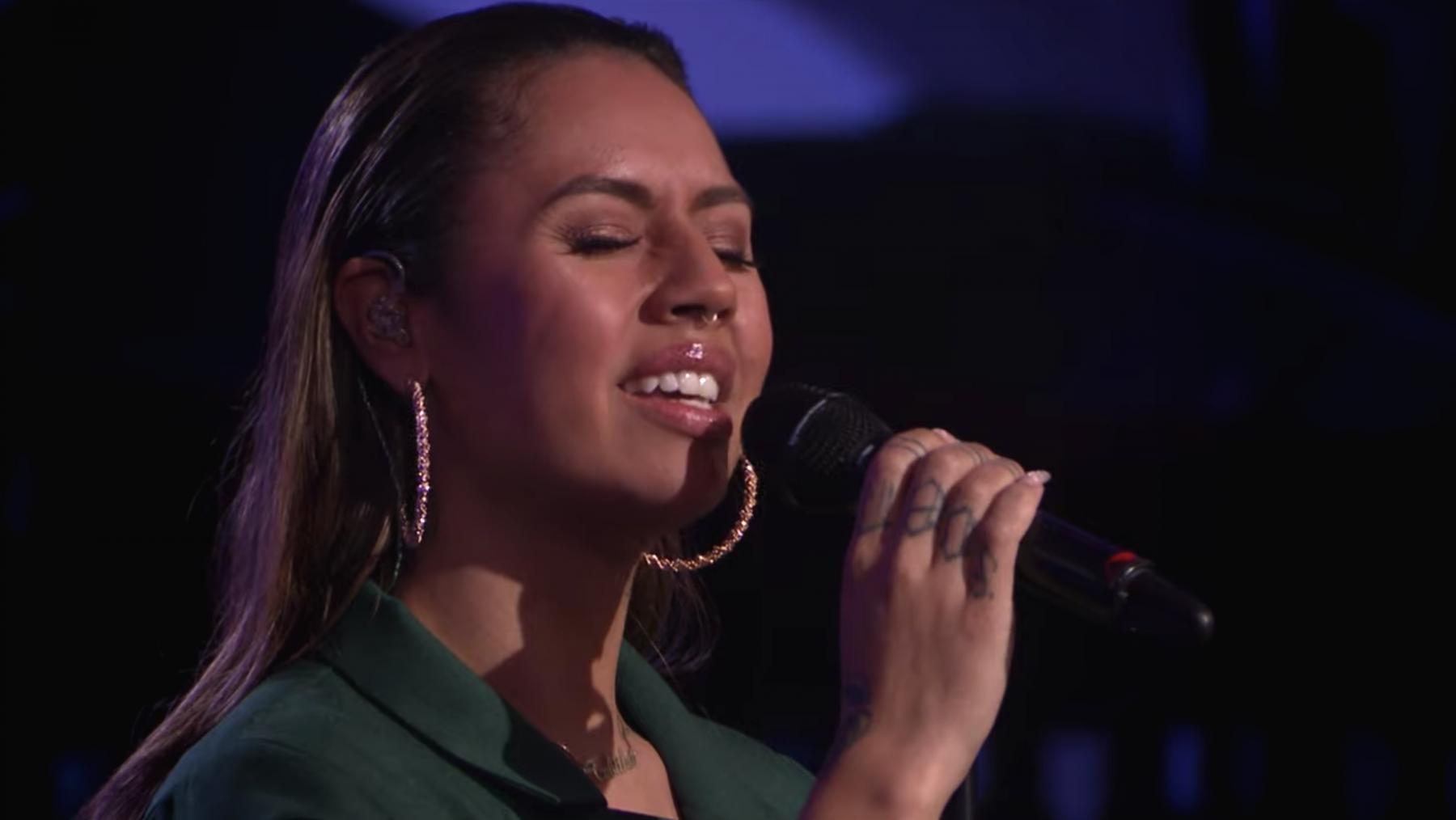 tabitha zangeres beste zangers milow