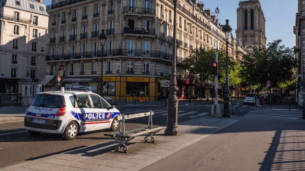 Man onthoofd in Parijs
