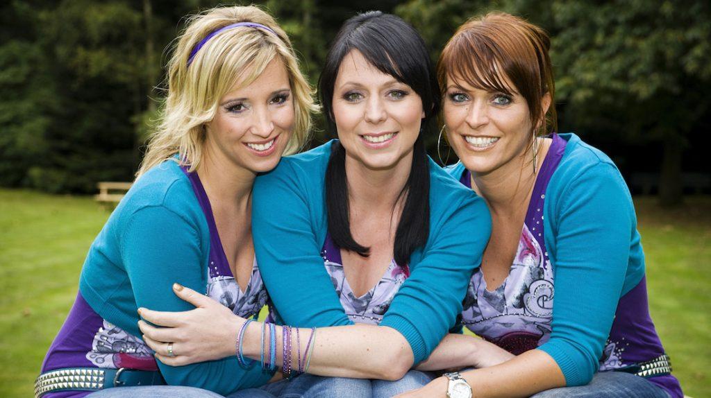 K3 Kathleen, Kristel en Karen weer even samen: 'Het voelde zo vertrouwd' gezellig