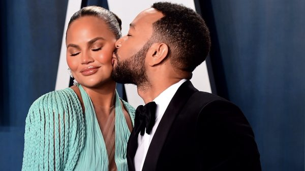 Chrissy Teigen post sinds verlies kind