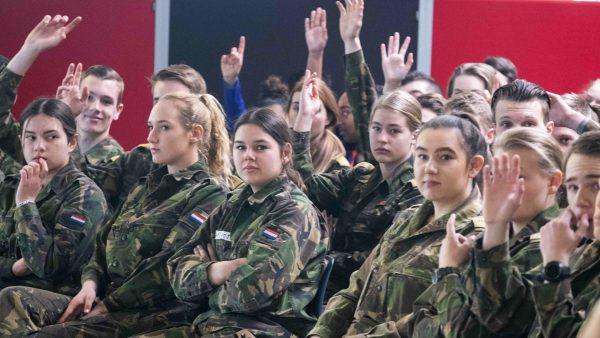 militaire dienstplicht meisjes