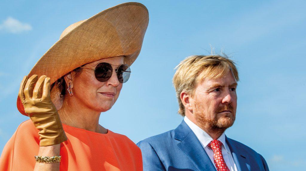 Royalty-journalist Sam Hoevenaar over videoboodschap koning- 'Zeldzaam en bijzonder'