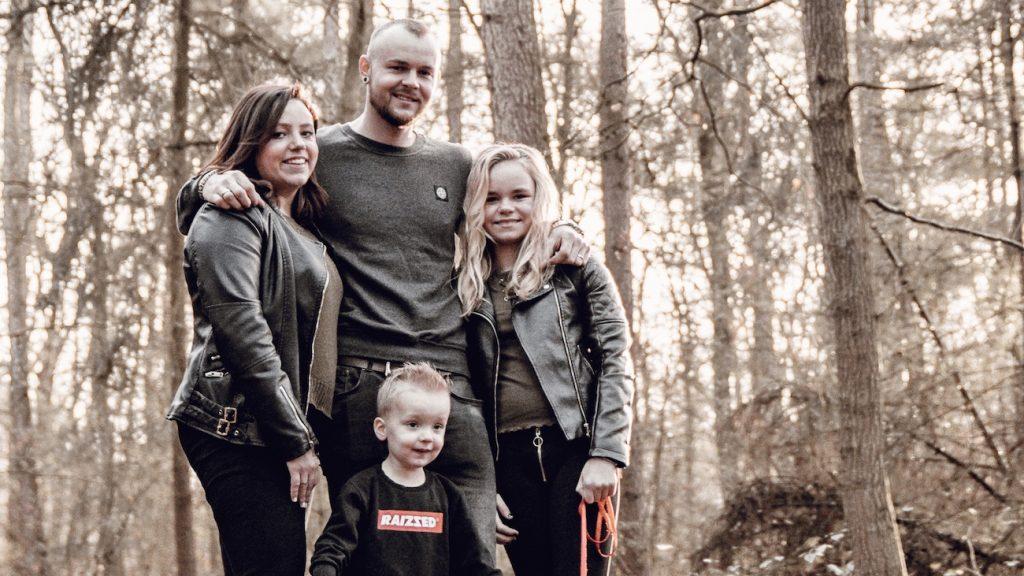 Maaike Pascal gezin