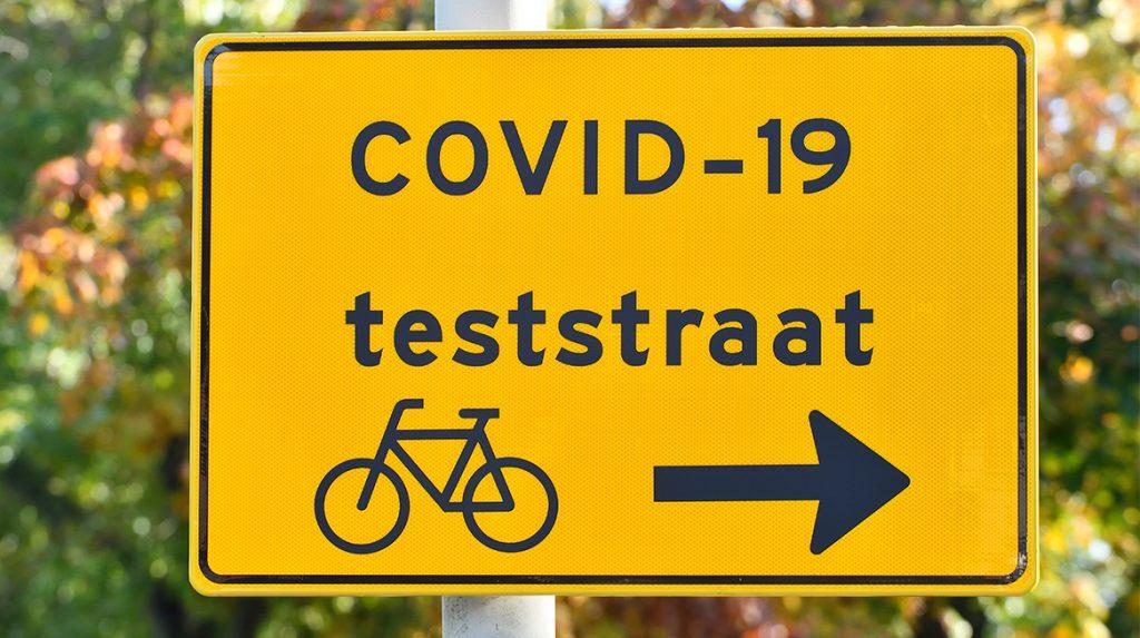Politici reageren verontwaardigd op vernieling teststraat Breda