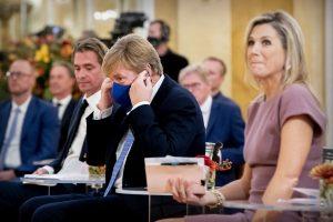 Openbare koninklijke agenda na herfstvakantie nog vrijwel leeg