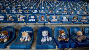 Alle 15.000 KiKa knuffelberen Heerenveen binnen één dag verkocht