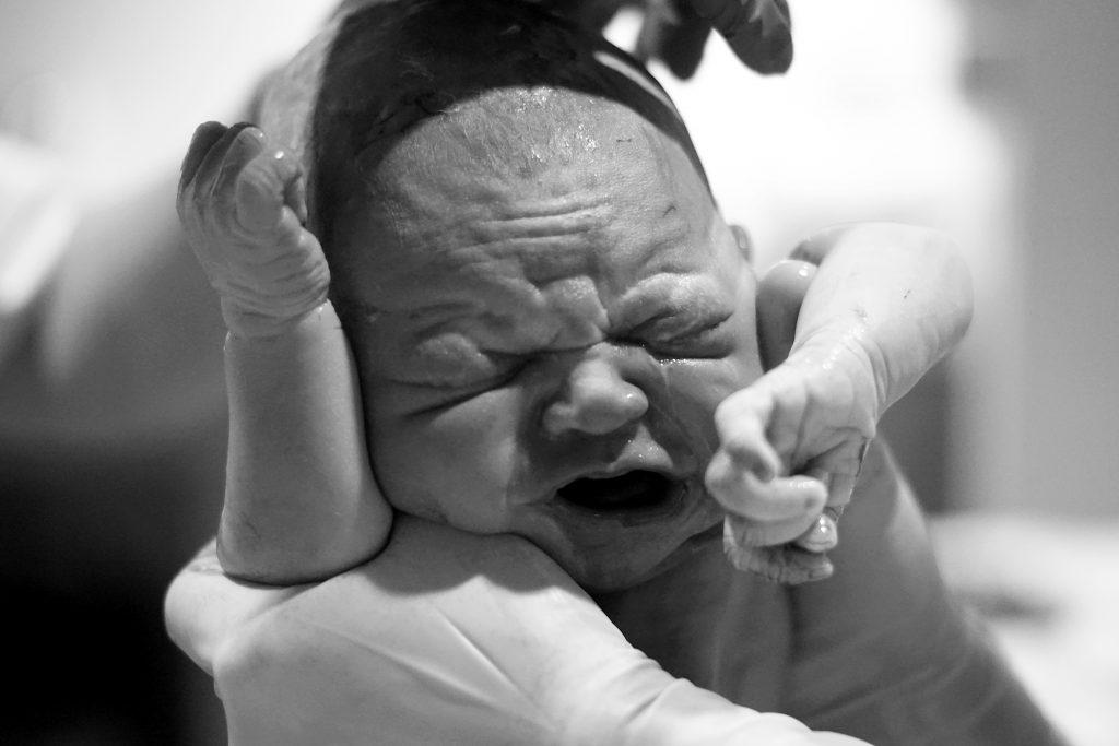 bevalling Nina