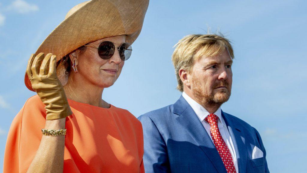 Koningspaar reageert op aanslag Nice