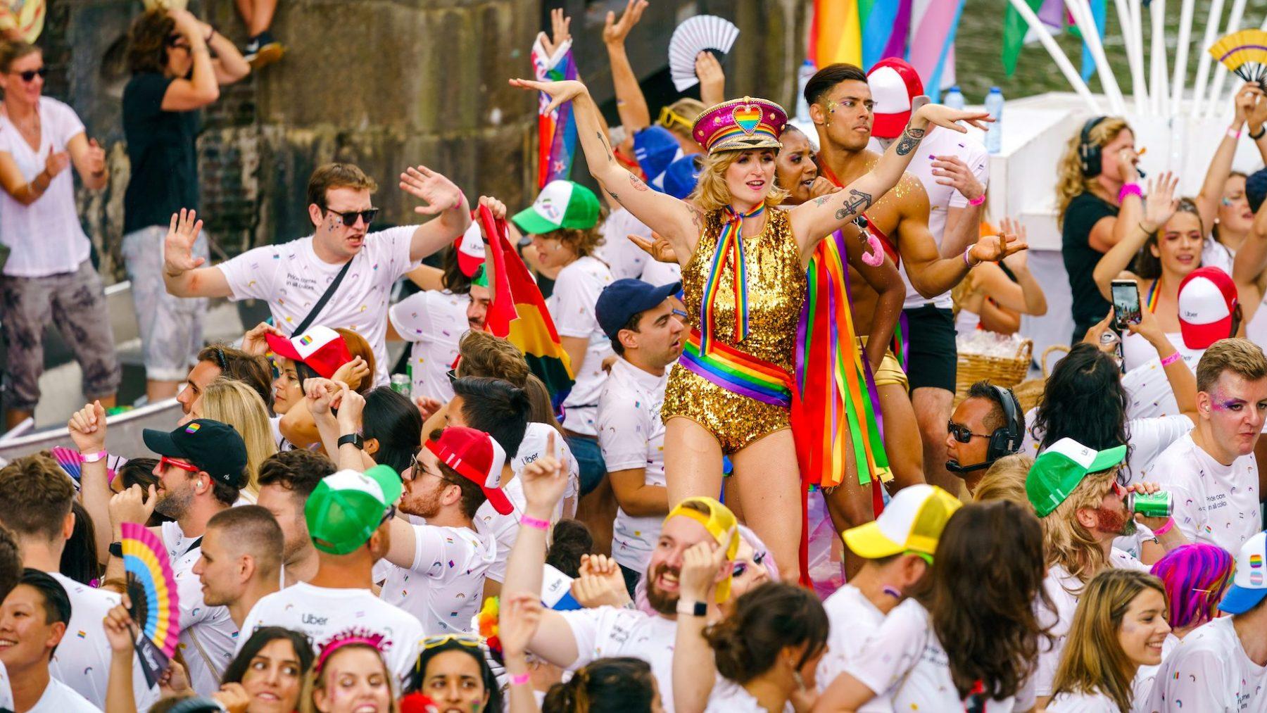 Man met autisme verdacht van plannen aanslag tijdens Pride Amsterdam