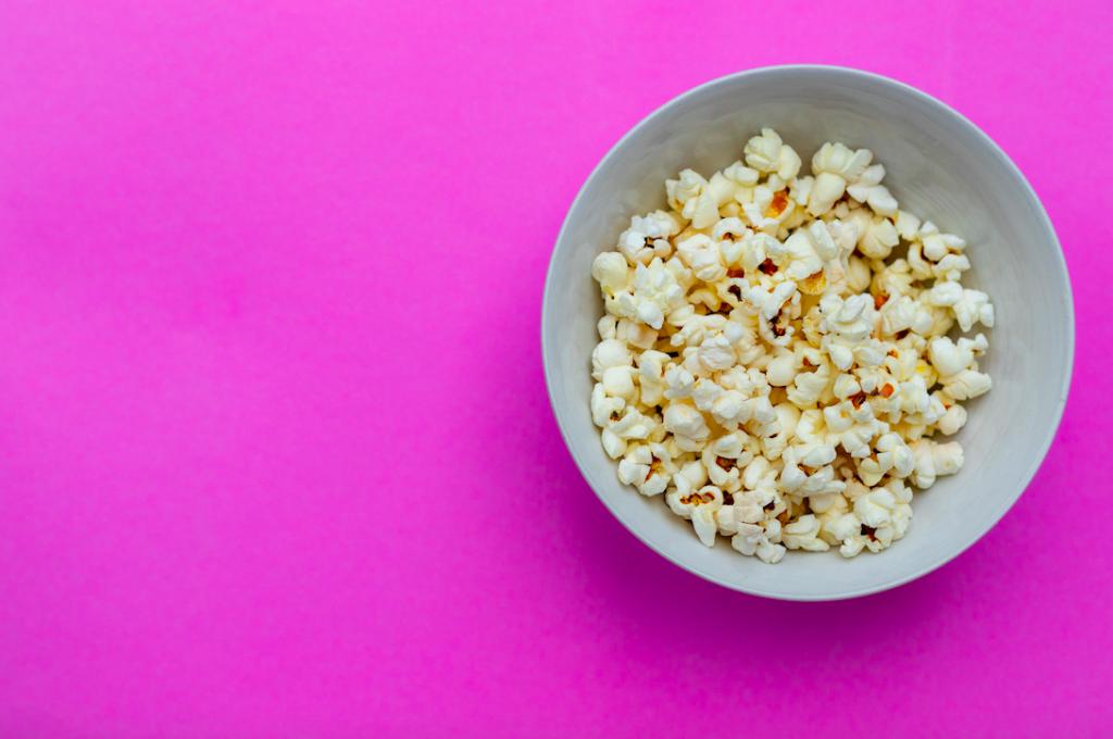 popcorn Pathé
