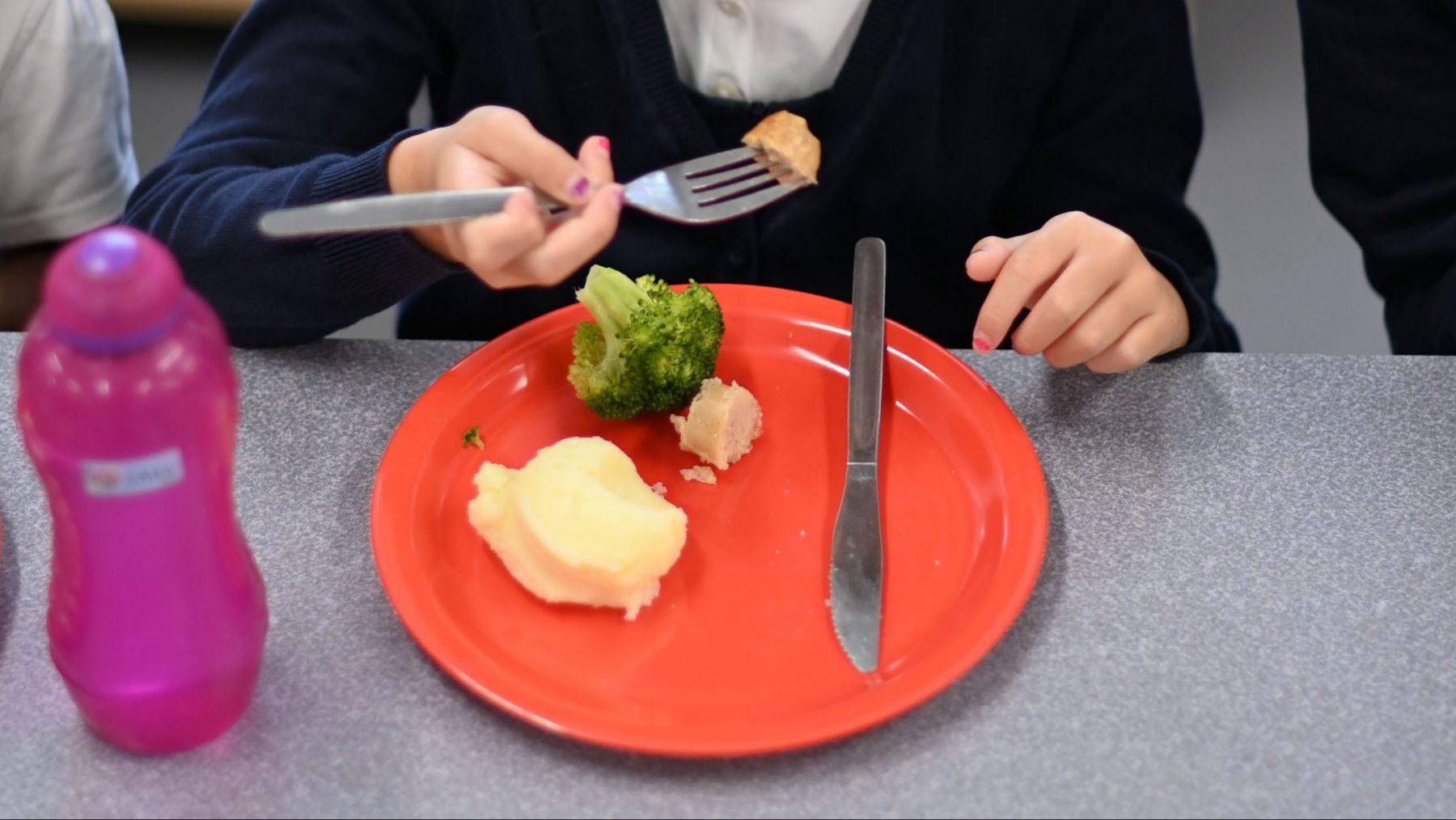 RIVM stelt: met schoollunch en beweging minder kinderen met overgewicht