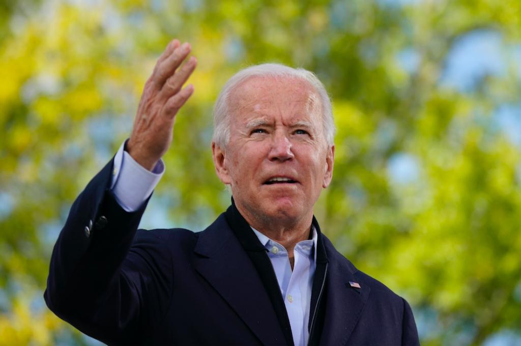 Hij flikt het gewoon: Joe Biden verslaat Trump en is president van Amerika