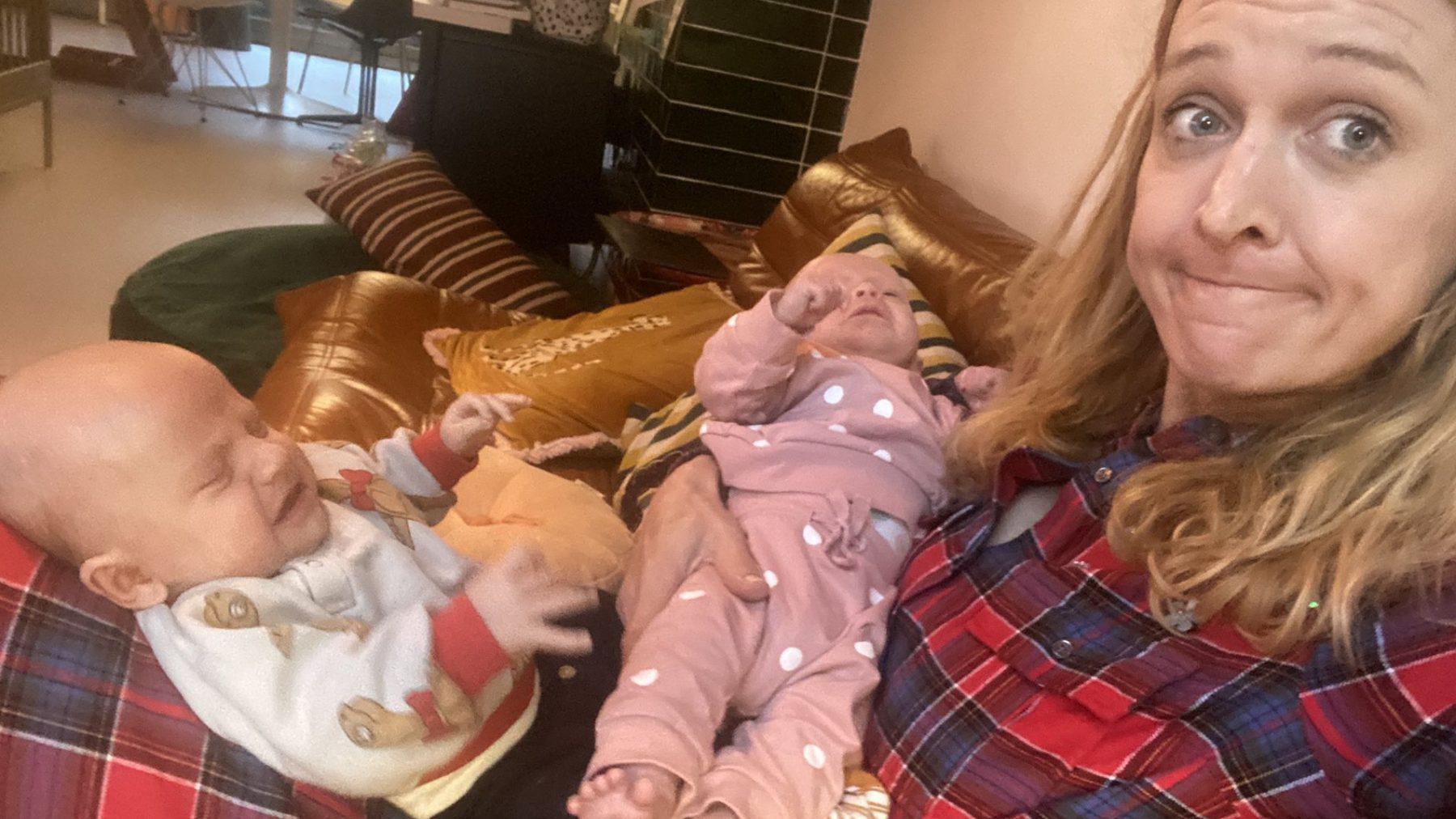 11 x heerlijk herkenbare tweets over het moederschap