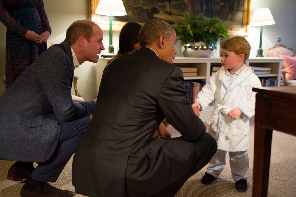 Obama's & royals: Gieren met Máxima en iconische ontmoetingen met de Windsors