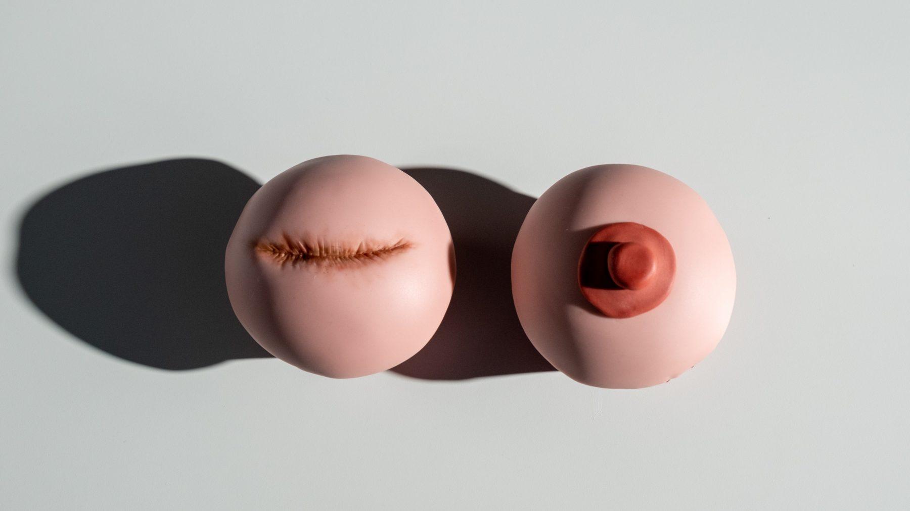 2 vrouwen praten over hun keuze voor (geen) reconstructie na borstkanker