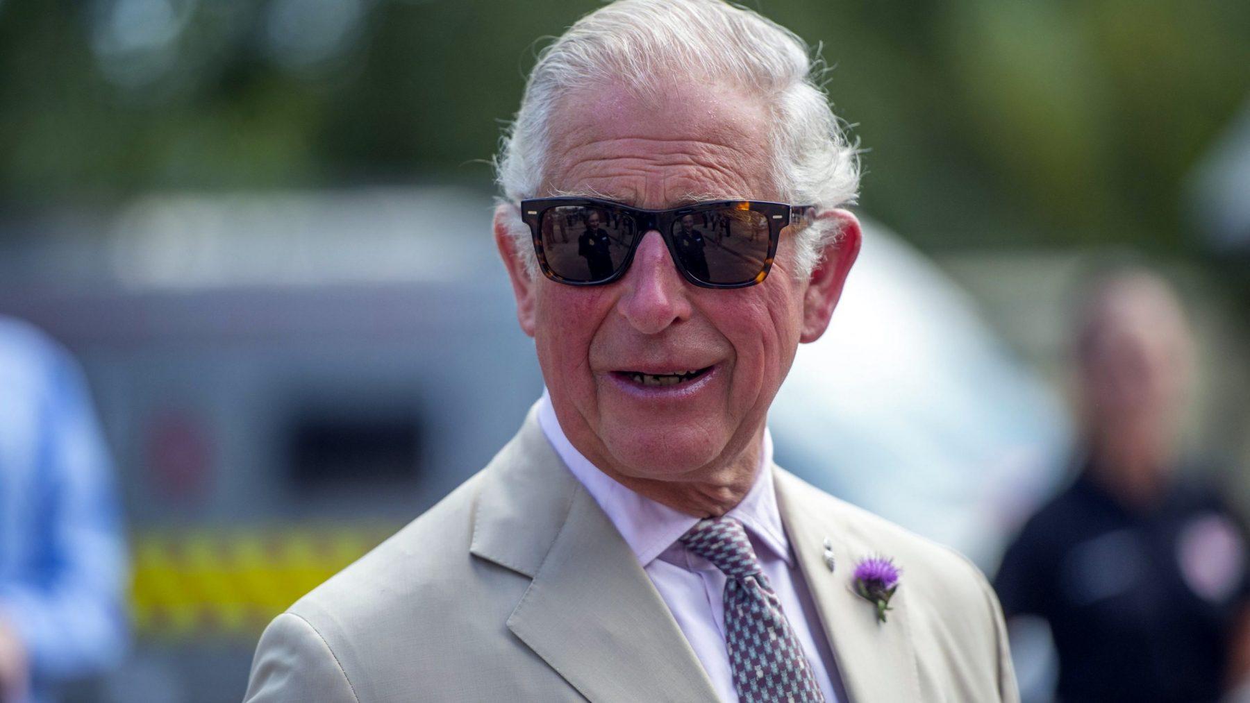 prins Charles kledinglijn