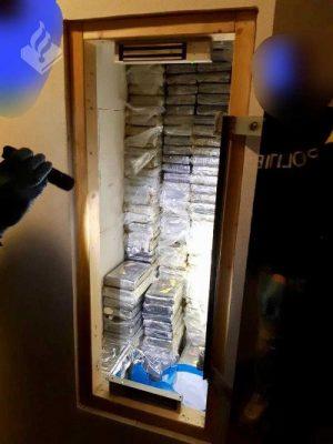 Politie cocaïne Rotterdam