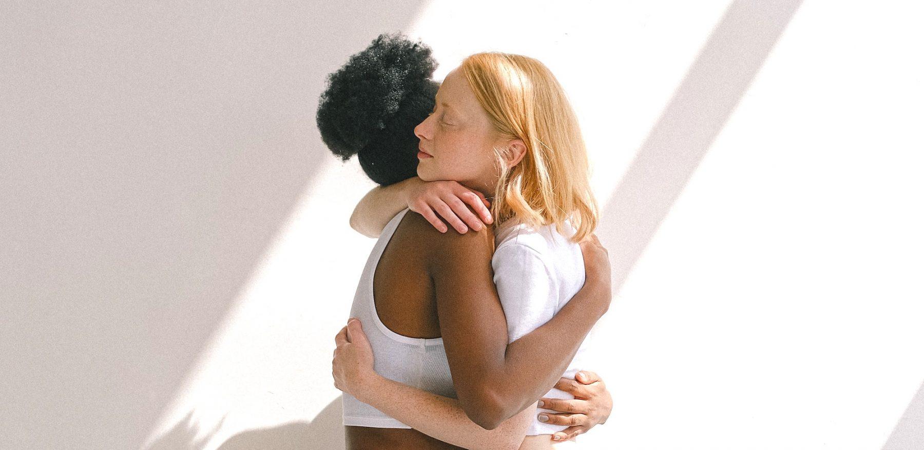 huidhonger contact single corona tijd pandemie huid