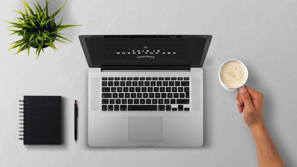 7 x tips om je werkplek georganiseerd te houden (en productiever te werken)