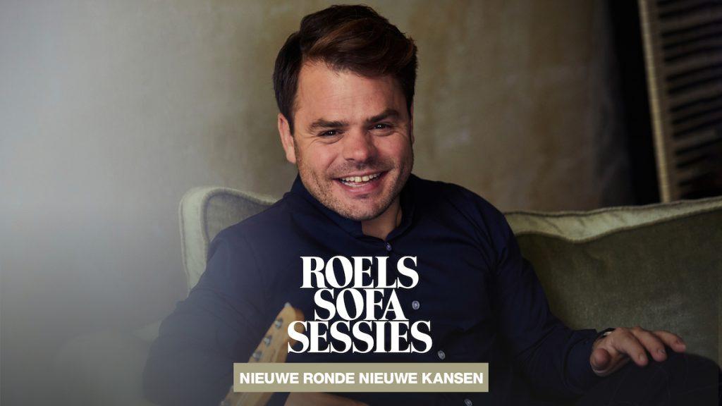 Roels Sofasessies seizoen 2 nieuwe ronde nieuwe kansen Roel van Velzen