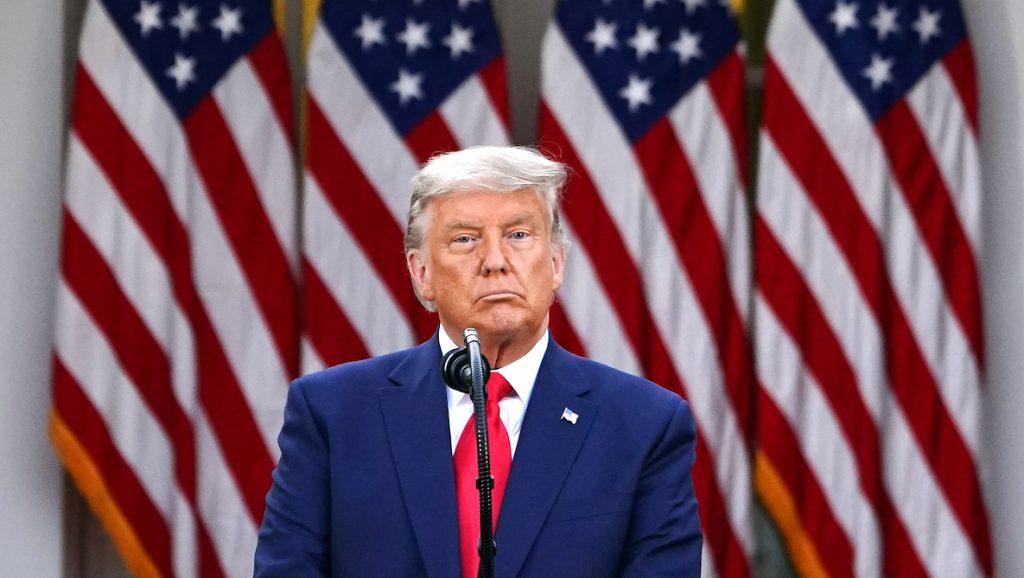 Trump ontslaat hoofd cyberveiligheid