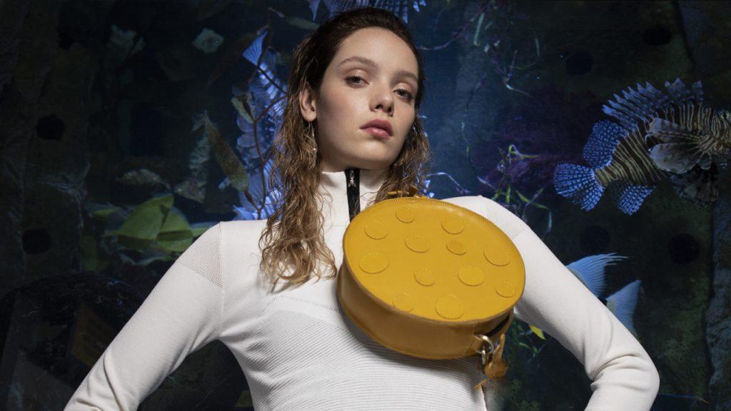 Deze Nederlandse designer heeft nu een samenwerking met Spongebob