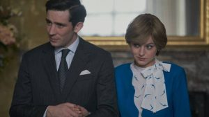 Thumbnail voor Dé blik van prinses Diana in 'The Crown' zorgt voor grappige Twitter-memes